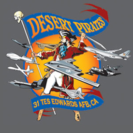 Edwards Air Force Base - Desert Pirates