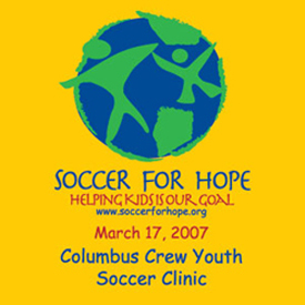 Soccer For Hope