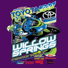 Willow Springs Raceways - Toyota 200 Tournament